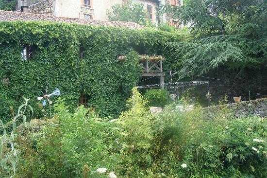Domaine du Pujol: Vue de la maison principale