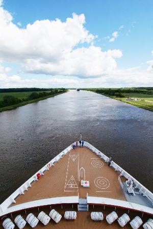 Nord Ostseekanal (Kiel Canal)