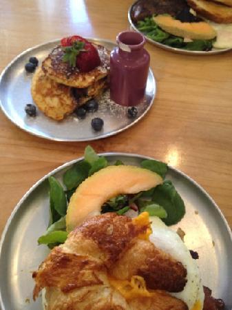 The Butcher & Baker Cafe: yummmm