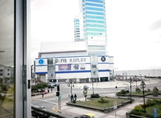 Hostal Puertopatagonia: shipping
