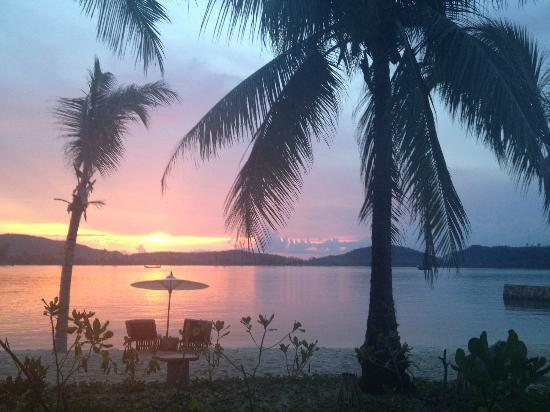 Song Saa Private Island: Sunset