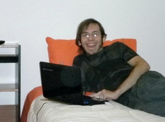 Hostal Puertopatagonia: tenemos wifi!!!