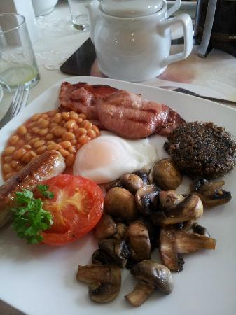 Castlecroft: Delicious breakfast