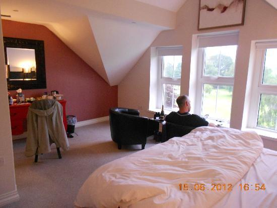 LakeSide House: Room 16, Fab views of Catbells