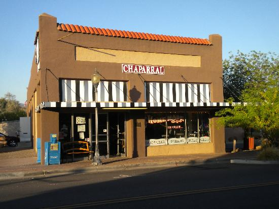 Chaparral Homemade Ice Cream : Best ice cream not only in the Valley but anywhere