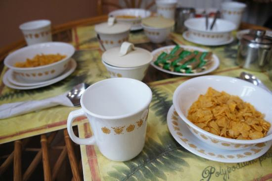 Sara Hotel: Breakfast