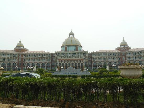 Venice Park Hotel: General Vew