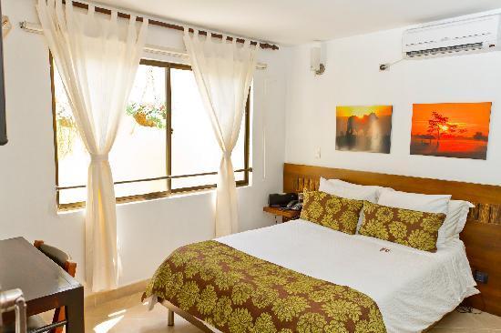 Hotel Poblado Boutique Medellin: Hab. Clásica 1 cama - 1,40 metros