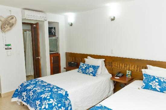 Hotel Poblado Boutique Medellin: Hab. Clásica 2 camas