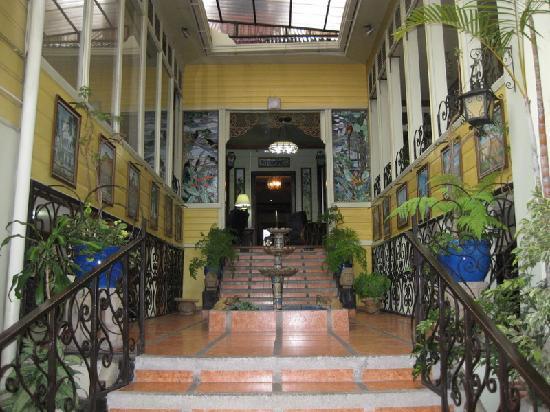 Hotel Don Carlos : Courtyard Don Carlos