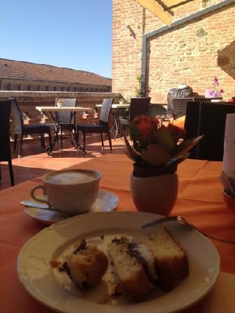Il Convento: la super colazione con i super dolci