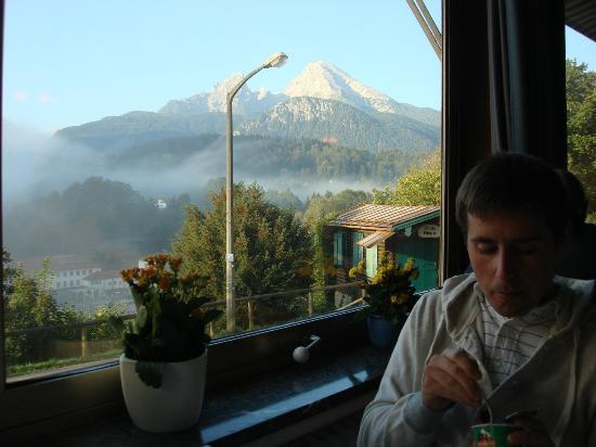 Reikartz Hotel Vier Jahreszeiten Berchtesgaden: Stunning scenery