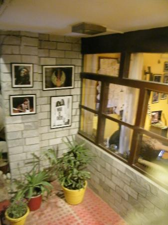 Cafe 1947: Entrance of Cafe