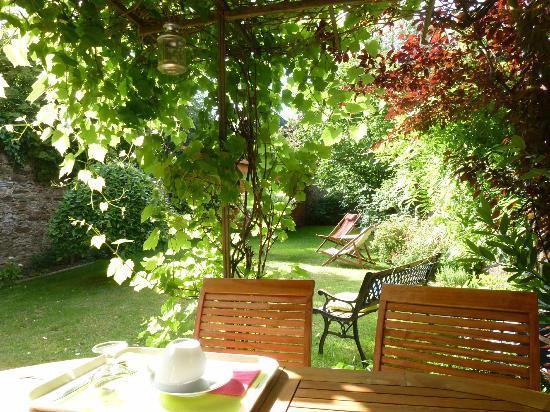 Coeur De Loire: sous la veranda