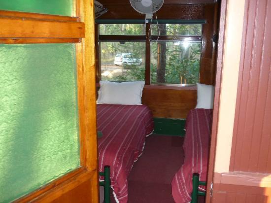 Undara Experience: In den Wagons