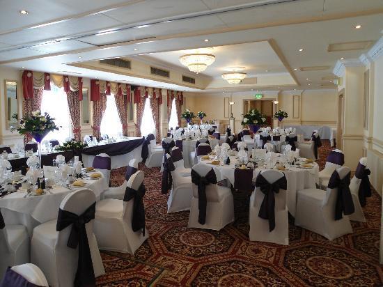 St. Mellons Hotel: ballroom