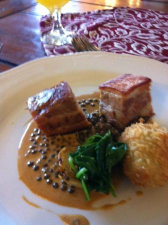 Fayre View: Pork Belly Mains