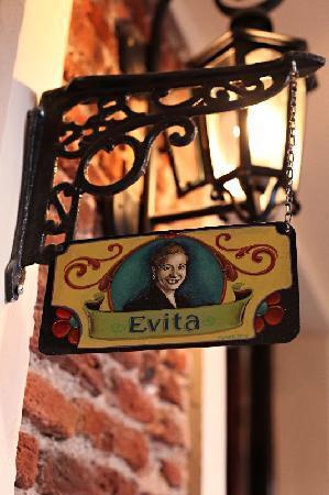 Apassionata Tango: room Evita