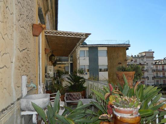 Casa Raffaele Conforti: balconcino