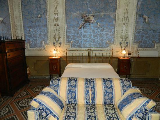 Casa Raffaele Conforti: letto3