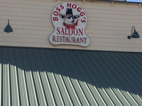 Boss Hogg's Restaurant & Saloon: Boss Hogg's