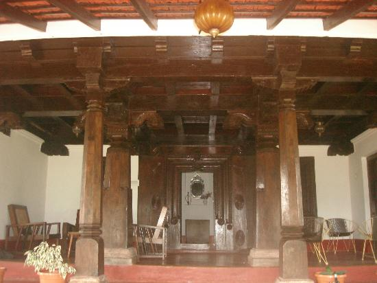 Jenkal Homestay : The foyer