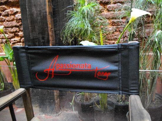 Apassionata Tango: Apassionata-chairs