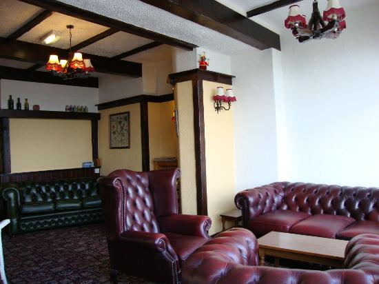 The Wimslow Guest House: Guest lounge