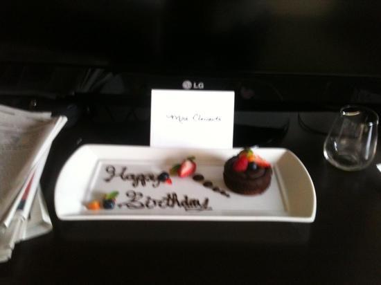 Atlantica Hotel Halifax: my birthday treat