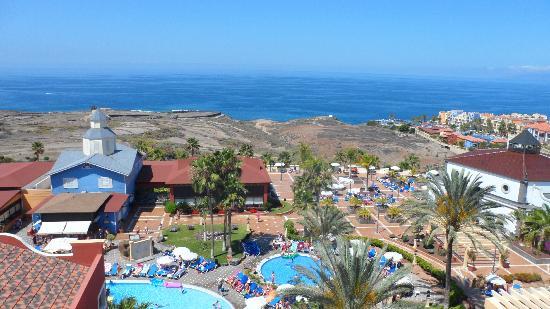 Bahia Principe Tenerife: view