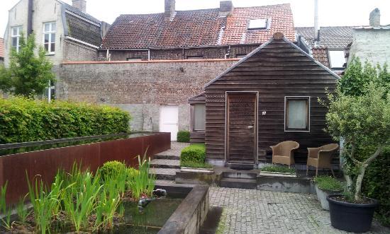 Hotel Montanus: Garden Room
