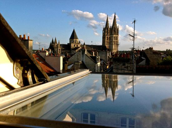 Hotel Saint-Etienne: Abbaye aux Hommes