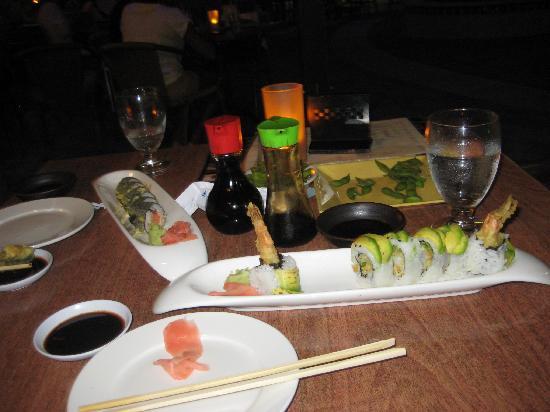 Ema-Tei: lekker sushi op een gezellig terras
