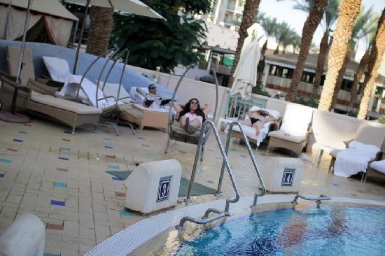 Herods Vitalis Spa Hotel Eilat: pool
