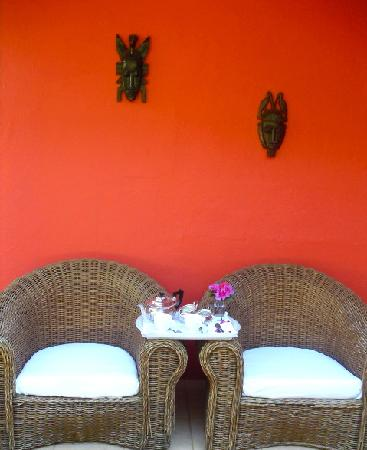 Vanga Guest House: VAHONA - Secret Garden