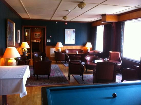 Spitsbergen Hotel: afternoon Tea