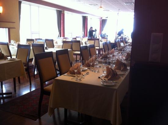 Spitsbergen Hotel: Restaurant