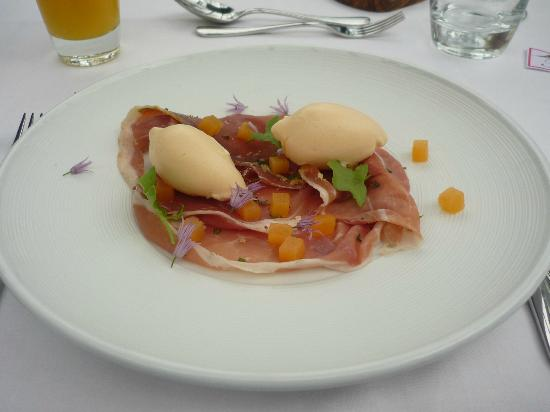 The Pheasant Hotel: Our Starter