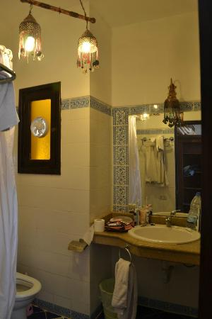 Daniela Village Dahab: Bathroom