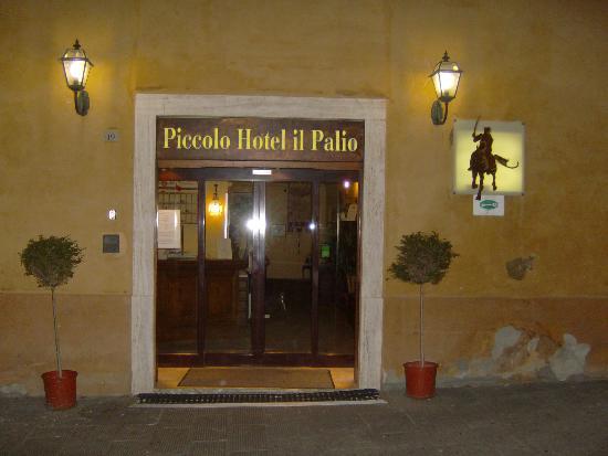 Piccolo Hotel Il Palio: visione esterna