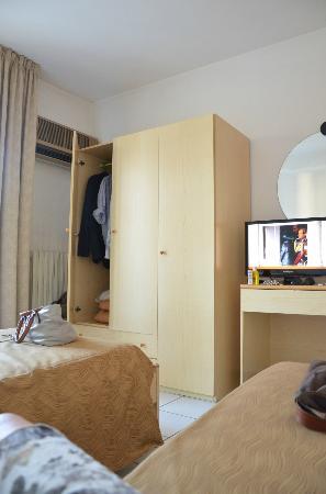 Hotel San Marco: mobili impersonali