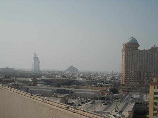 Citymax Al Barsha: view
