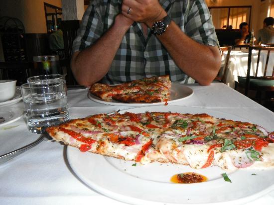 Camarra's Pizzeria & Restaurant: build our own