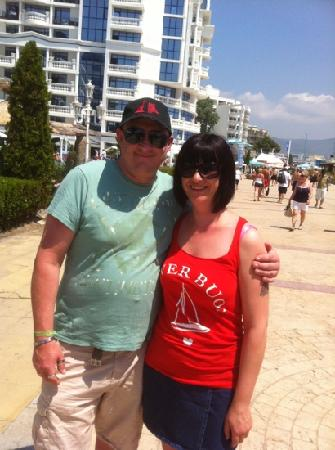 Zefir Hotel: that's us in sunny beach