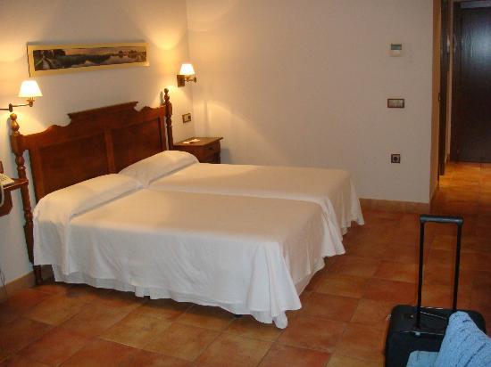 Daimiel, Испания: amplia habitación