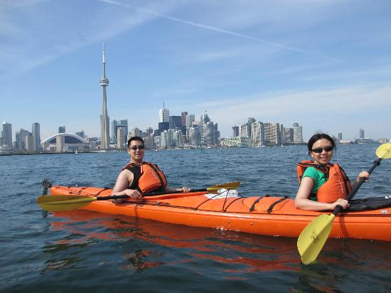13 Toronto Islands Paddling Routes Picture Of