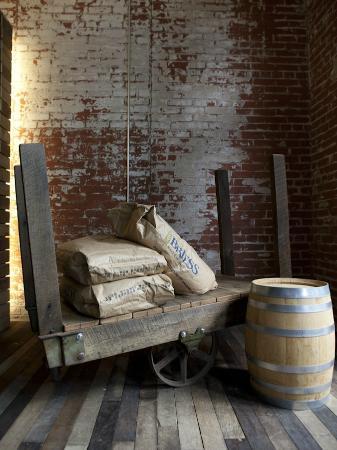 Journeyman Distillery: 100% Organic Distillery