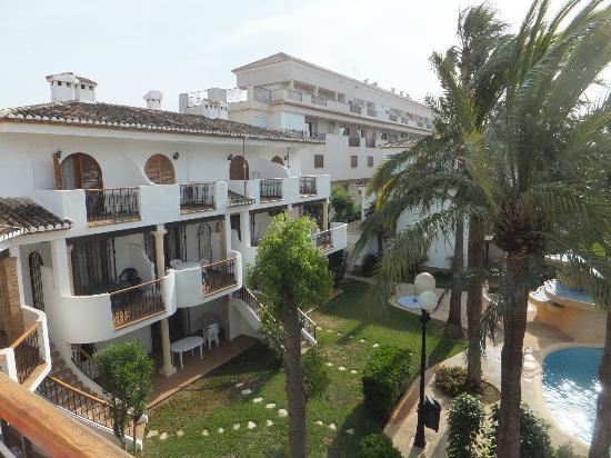 Bahia Azul: Hotel appartments
