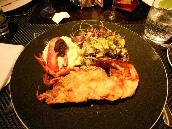 Patrisey: Lobster