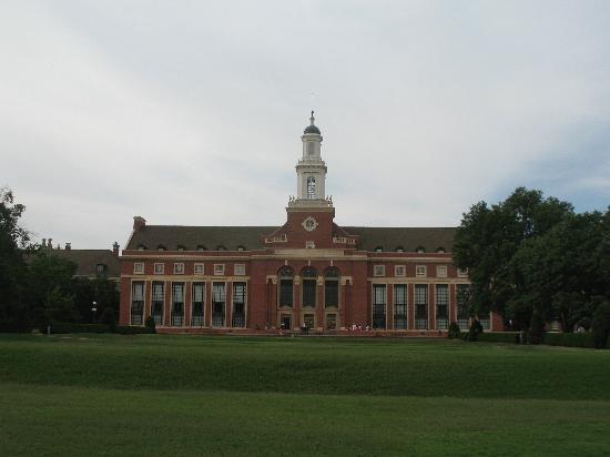 Theta Pond - Review of Oklahoma State University